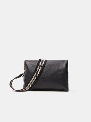 Čierna dámska crossbody kabelka s motívom Desigual Mickey Dortmund Flap