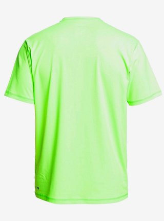 Quiksilver SOLID STREAK EU GREEN GECKO pánské triko s krátkým rukávem - zelená