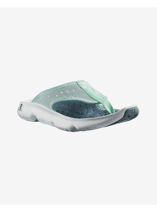 Papuče, žabky pre ženy Salomon - biela
