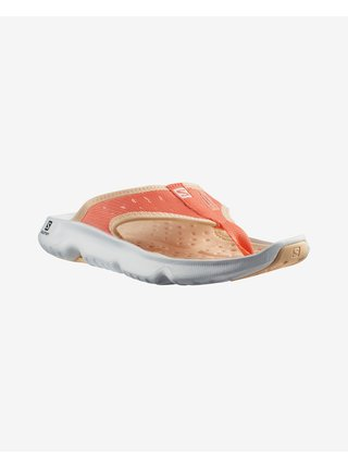 Papuče, žabky pre ženy Salomon - oranžová