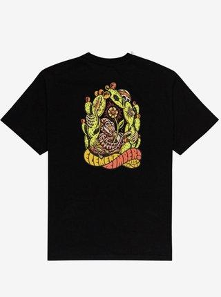 Element PICK YOUR POISON FLINT BLACK pánské triko s krátkým rukávem - černá