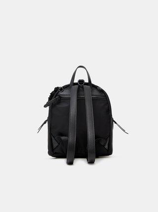 Černý dámský vzorovaný batoh Desigual Mandarala Viana