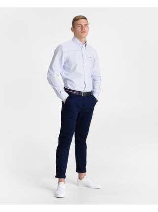 Poplin Wide Stripe Košile Tommy Hilfiger