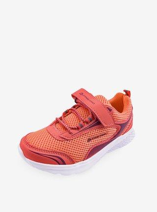 Dětské obuv sportovní ALPINE PRO Lenie oranžová