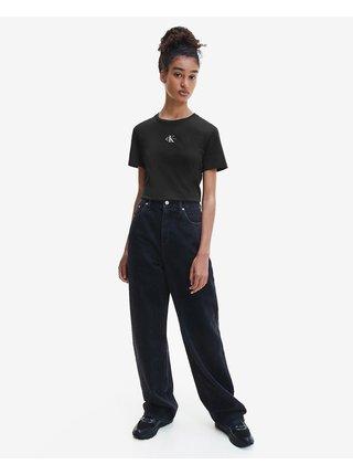 Micro Monogram Triko Calvin Klein