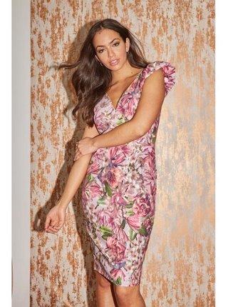 Spoločenské šaty pre ženy Little Mistress - ružová