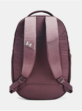 Batoh Under Armour Hustle Signature Backpack - fialová
