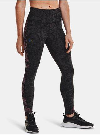 Legíny Under Armour Rush Legging 6M Novelty - černá