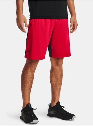 Kraťasy Under Armour UA Raid 2.0 Shorts - červená