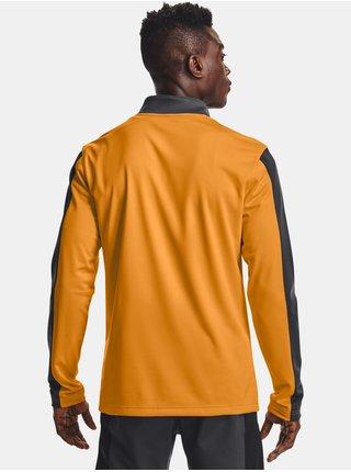 Tričko Under Armour Challenger Midlayer - oranžová