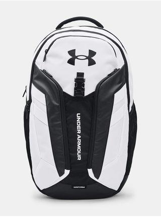 Batoh Under Armour Hustle Pro Backpack - bílá