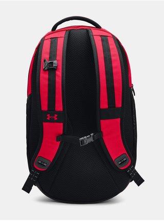 Batoh Under Armour Hustle Pro Backpack - červená