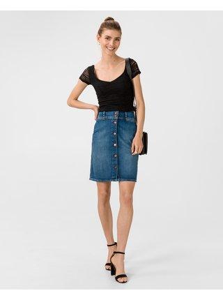 pre ženy Pepe Jeans - modrá
