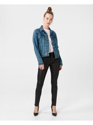 Nohavice pre ženy Pepe Jeans - čierna