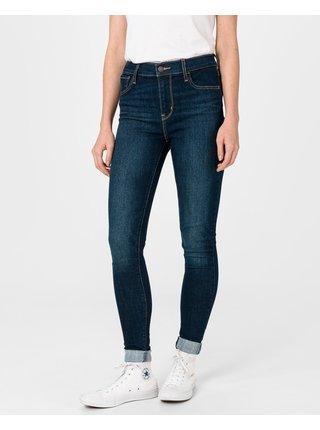 Skinny fit pre ženy Levi's® - modrá