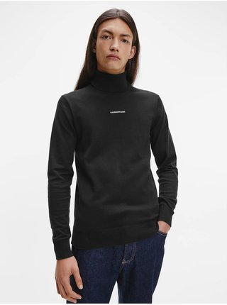 Svetre pre mužov Calvin Klein - čierna