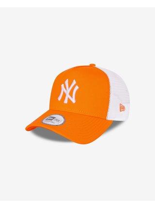 Šiltovky pre mužov New Era - oranžová