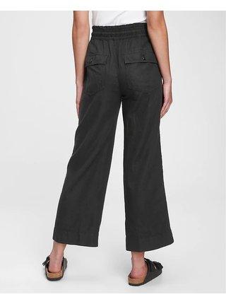 Nohavice pre ženy GAP - čierna