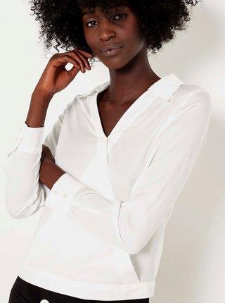 Biela blúzka CAMAIEU