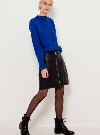 Tmavě modrý svetr CAMAIEU