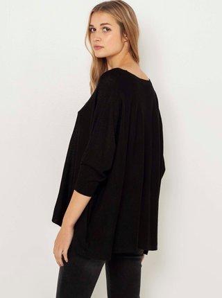 Černý volný svetr CAMAIEU