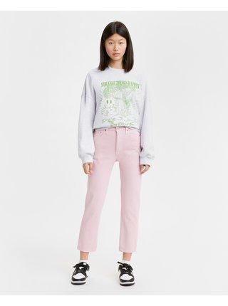 501 Crop Dark Lilac Jeans Levi's®