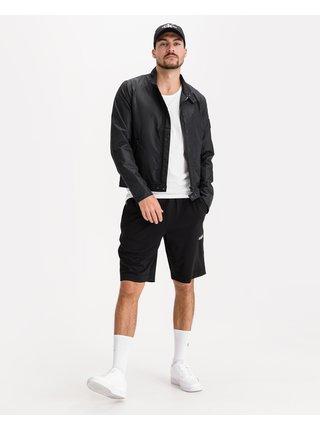 Ľahké bundy pre mužov Calvin Klein - čierna