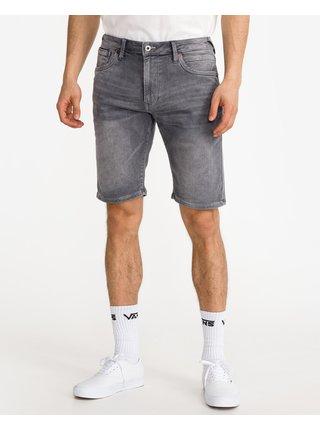Kraťasy pre mužov Pepe Jeans - sivá