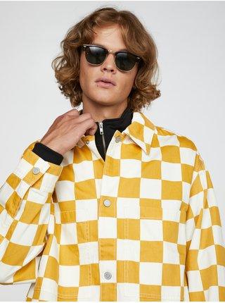 Ľahké bundy pre mužov Levi's® - žltá