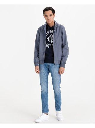 Ľahké bundy pre mužov Tom Tailor - modrá, sivá