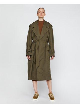 Kabáty pre ženy Levi's® - zelená