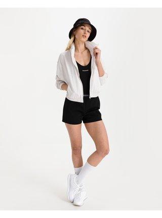Ľahké bundy pre ženy Calvin Klein - biela