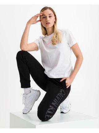 Tepláky pre ženy Calvin Klein - čierna