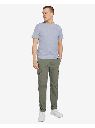 Voľnočasové nohavice pre mužov Tom Tailor - zelená