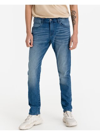 Slim fit pre mužov Tom Tailor - modrá, sivá