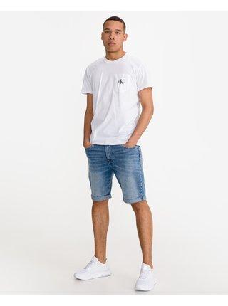 Kraťasy pre mužov Calvin Klein - modrá