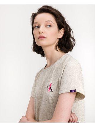 Triko na spaní Calvin Klein
