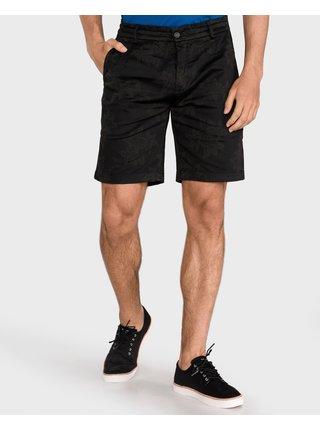 Kraťasy pre mužov Replay - čierna