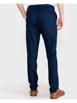 Voľnočasové nohavice pre mužov Scotch & Soda - modrá