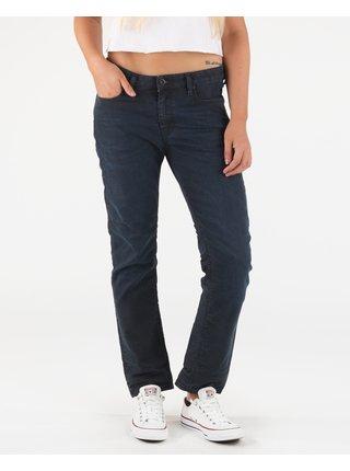 Slim fit pre ženy Diesel - modrá