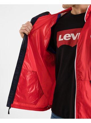 Ľahké bundy pre mužov Levi's® - červená
