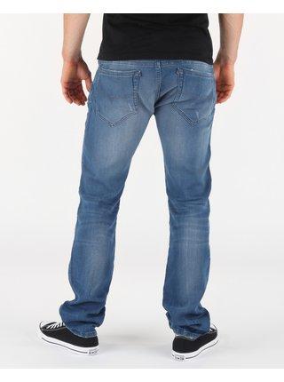 Straight fit pre mužov Diesel - modrá