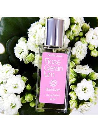 Balm Balm Single Note ROSE GERANIUM Eau de Parfum
