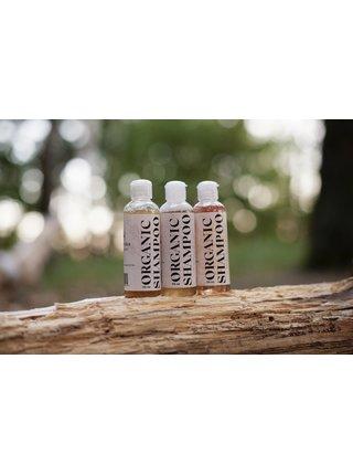 Veronica Organics Šampon proti lupům a svědění pokožky se zeleným jílem, citronem a levandulí 115 ml