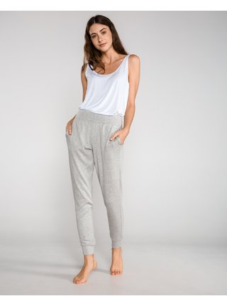 Pyžamká pre ženy Calvin Klein - sivá