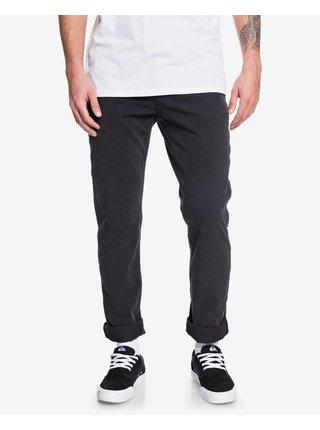 Voľnočasové nohavice pre mužov Quiksilver - čierna
