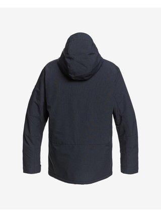 Zimné bundy pre mužov Quiksilver - čierna