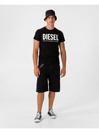 Kraťasy pre mužov Diesel - čierna