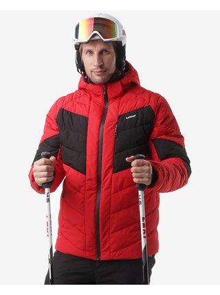 Zimné bundy pre mužov LOAP - červená