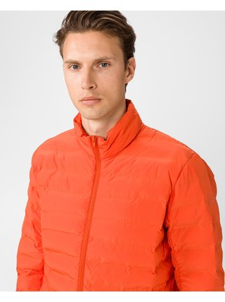 Zimné bundy pre mužov HELLY HANSEN - oranžová